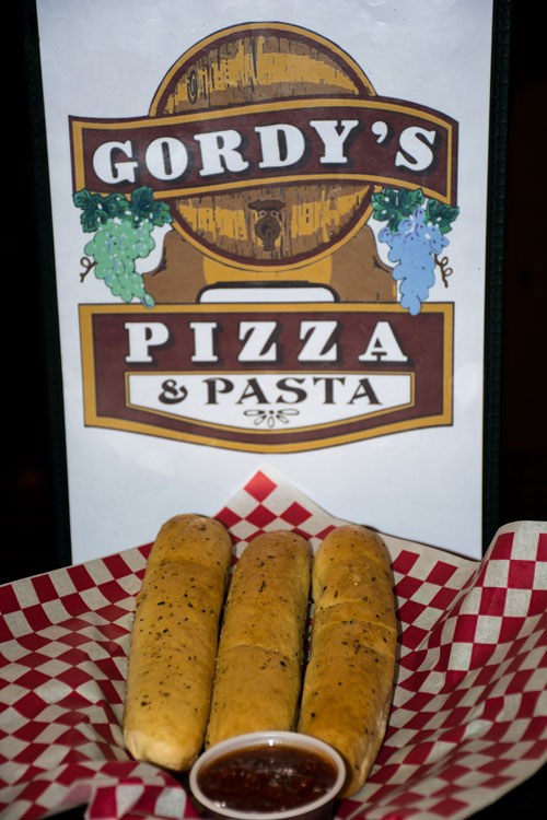 Gordys Savory Bread Sticks!