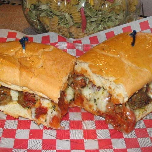 Sinker Italian Sandwich