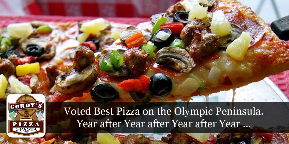 Port Angeles Best Pizza & Pasta Restaurant