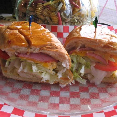 Super Chicken Italian Sandwich